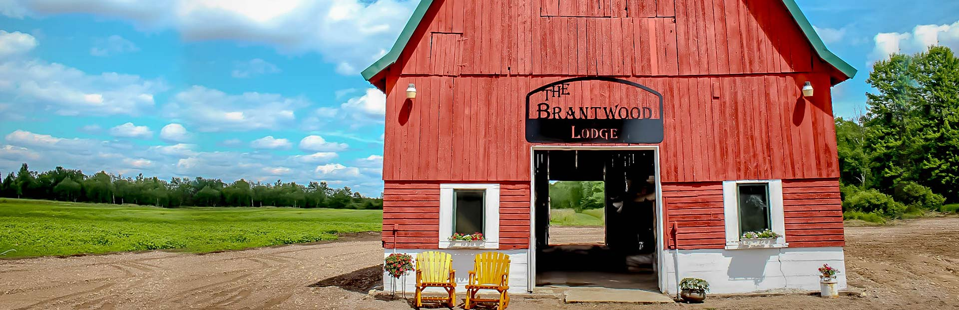 Contact The Brantwood Lodge