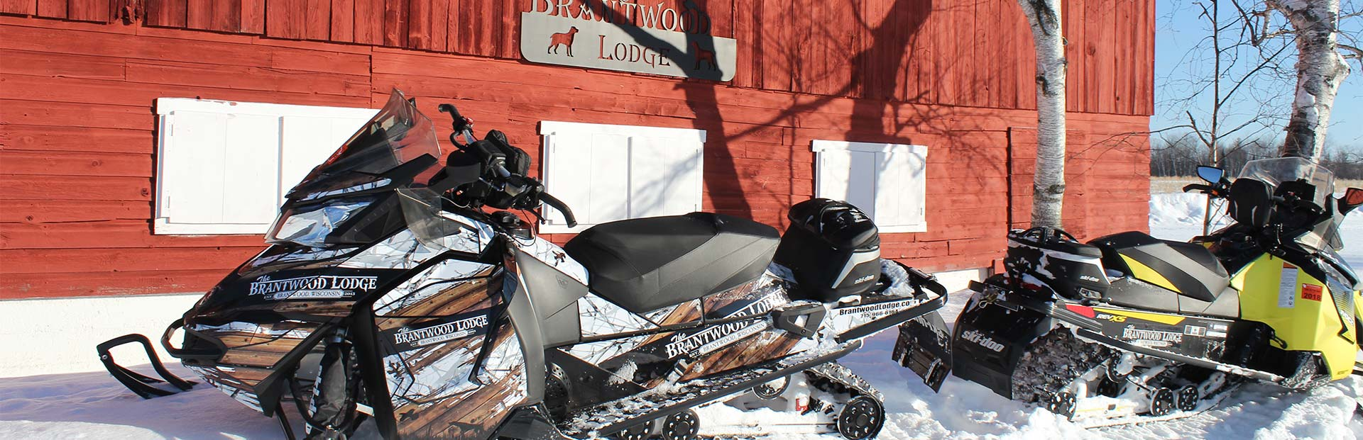 Snowmobiling in Price County Wisconsin